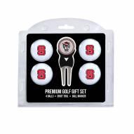 North Carolina State Wolfpack Golf Ball Gift Set