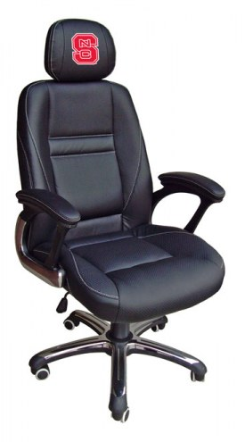North Carolina State Wolfpack Head Coach Office Chair