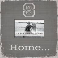 North Carolina State Wolfpack Home Picture Frame