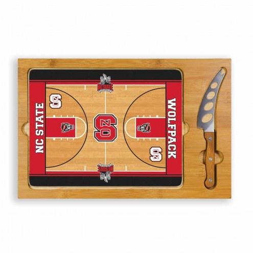 North Carolina State Wolfpack Icon Cutting Board