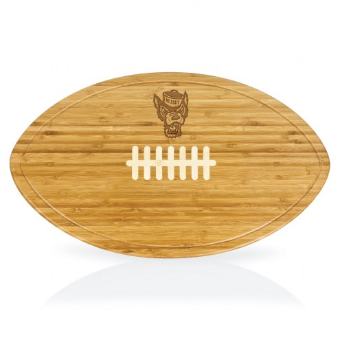 North Carolina State Wolfpack Kickoff Cutting Board