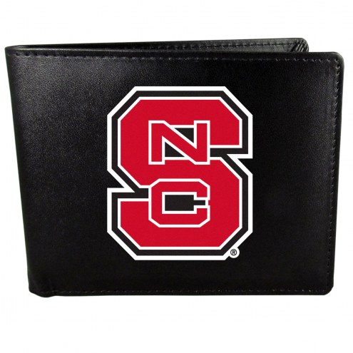 North Carolina State Wolfpack Large Logo Bi-fold Wallet