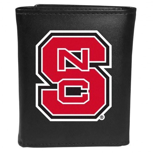 North Carolina State Wolfpack Large Logo Tri-fold Wallet