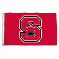 North Carolina State Wolfpack Logo 3' x 5' Flag