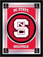 North Carolina State Wolfpack Logo Mirror