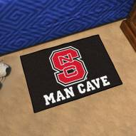 North Carolina State Wolfpack Man Cave Starter Mat