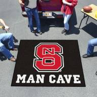 North Carolina State Wolfpack Man Cave Tailgate Mat