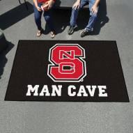 North Carolina State Wolfpack Man Cave Ulti-Mat Rug