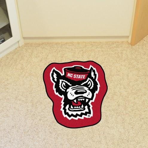 North Carolina State Wolfpack Mascot Mat