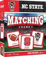 North Carolina State Wolfpack Matching Game