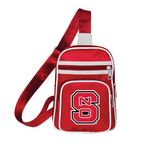 North Carolina State Wolfpack Mini Cross Sling Bag