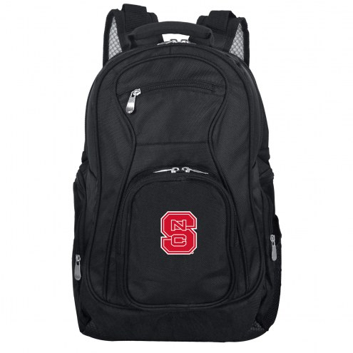 North Carolina State Wolfpack Laptop Travel Backpack