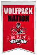 North Carolina State Wolfpack Nations Banner