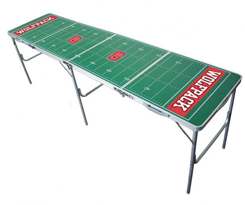 North Carolina State Wolfpack College Tailgate Table