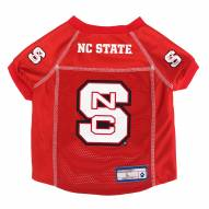 North Carolina State Wolfpack Pet Jersey