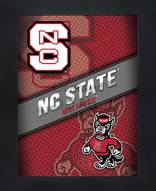 North Carolina State Wolfpack Framed 3D Wall Art