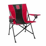 North Carolina State Wolfpack Pregame Chair