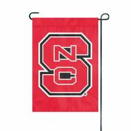 North Carolina State Wolfpack Premium Garden Flag