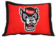 North Carolina State Wolfpack Printed Pillow Sham
