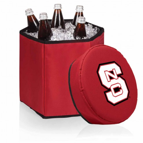 North Carolina State Wolfpack Red Bongo Cooler
