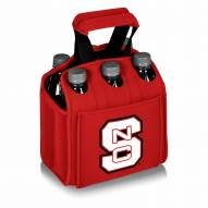 North Carolina State Wolfpack Red Six Pack Cooler Tote