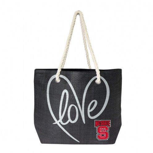 North Carolina State Wolfpack Rope Tote