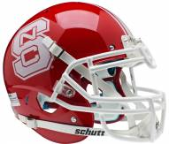North Carolina State Wolfpack Scarlet Schutt XP Authentic Full Size Football Helmet