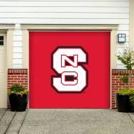 North Carolina State Wolfpack Single Garage Door Banner