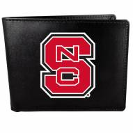North Carolina State Wolfpack Large Logo Bi-fold Wallet