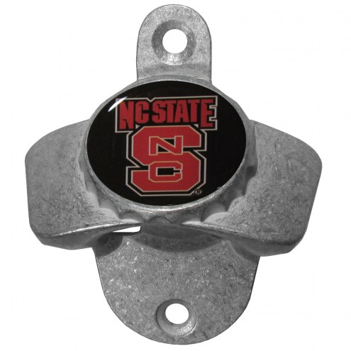 North Carolina State Wolfpack Wall Mounted Bottle Opener