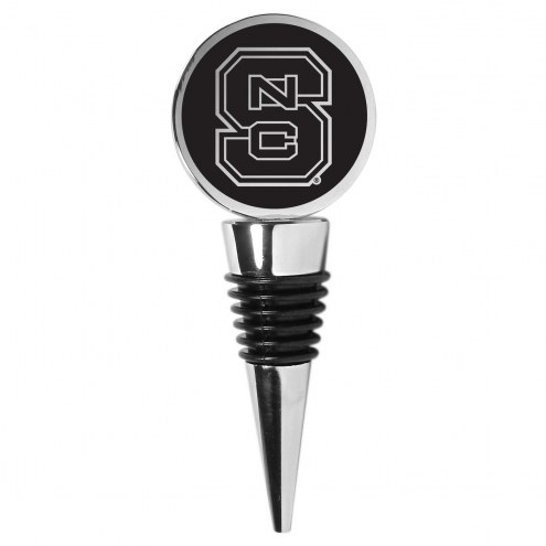 North Carolina State Wolfpack Wine Stopper