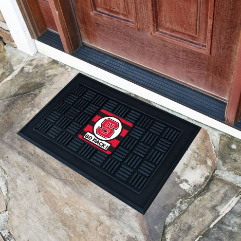 North Carolina State Wolfpack Southern Style Vinyl Door Mat