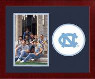 North Carolina State Wolfpack Spirit Vertical Photo Frame