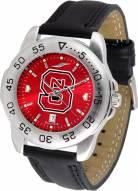 North Carolina State Wolfpack Sport AnoChrome Men's Watch
