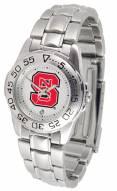 North Carolina State Wolfpack Sport Steel Women's Watch