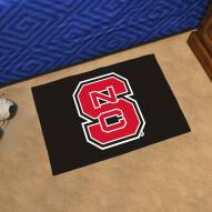 North Carolina State Wolfpack Starter Rug