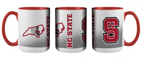North Carolina State Wolfpack State of Mind Coffee Mug
