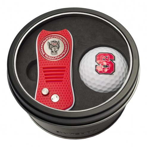 North Carolina State Wolfpack Switchfix Golf Divot Tool & Ball