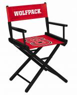 North Carolina State Wolfpack Table Height Director's Chair