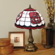 North Carolina State Wolfpack Tiffany Table Lamp