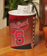 North Carolina State Wolfpack Trash Can