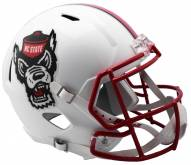 North Carolina State Wolfpack Riddell Speed Collectible Football Helmet