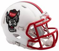 North Carolina State Wolfpack Riddell Speed Mini Collectible Football Helmet