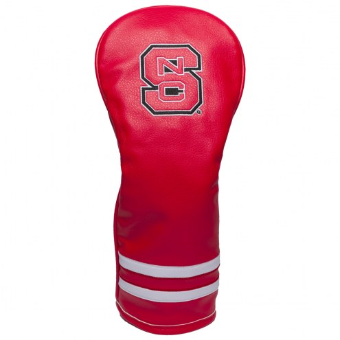 North Carolina State Wolfpack Vintage Golf Fairway Headcover