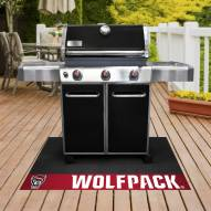 North Carolina State Wolfpack Wolf Head Grill Mat