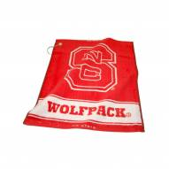 North Carolina State Wolfpack Woven Golf Towel