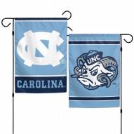 "North Carolina Tar Heels 11"" x 15"" Garden Flag"