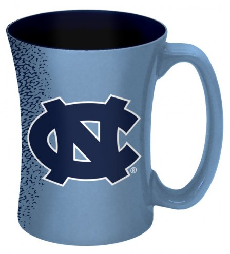 North Carolina Tar Heels 14 oz. Mocha Coffee Mug