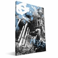 "North Carolina Tar Heels 16"" x 24"" Spirit Canvas Print"