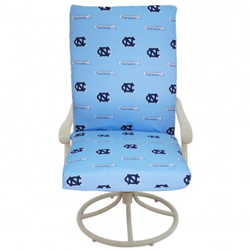 North Carolina Tar Heels 2 Piece Chair Cushion